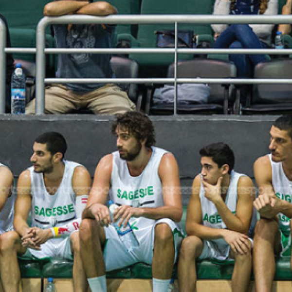 Sagesse Team  to the Finals